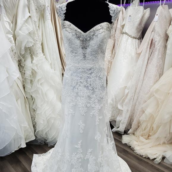 David Tutera Dresses Wedding Dress Poshmark